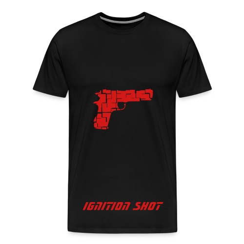 Ignition Shot Shirt - Men's Premium T-Shirt