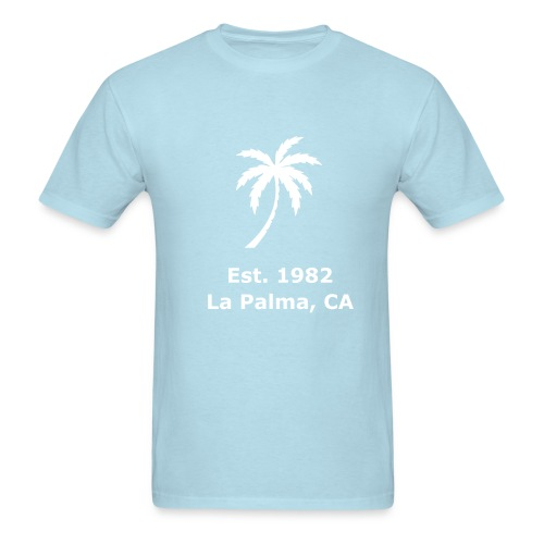 La Palma Blue - Men's T-Shirt