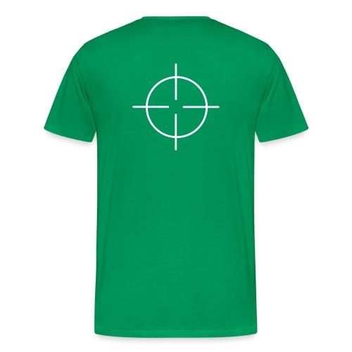 I [heart] Savage Critiques XXXL Shirt [forest green] - Men's Premium T-Shirt