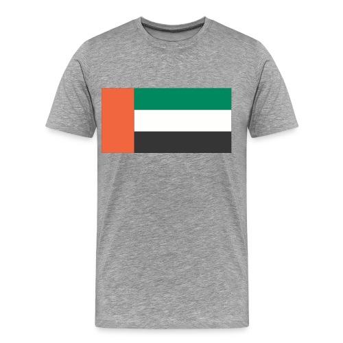 United Arab Emarites - Men's Premium T-Shirt