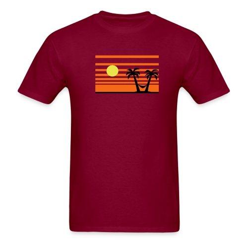 beachy - Men's T-Shirt