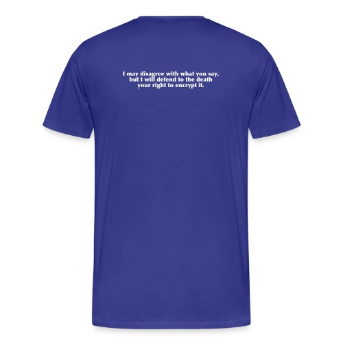 PC NERD SHIRT - Men's Premium T-Shirt