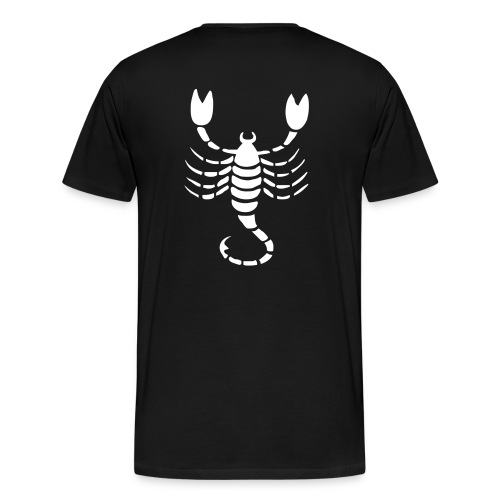 Scorpio much? - Men's Premium T-Shirt