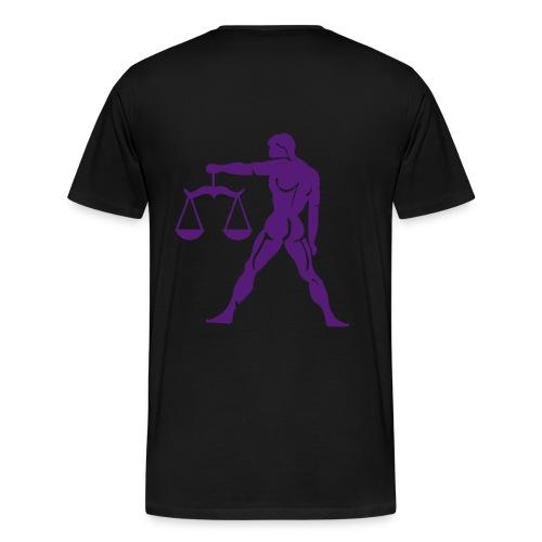 Libra much? - Men's Premium T-Shirt