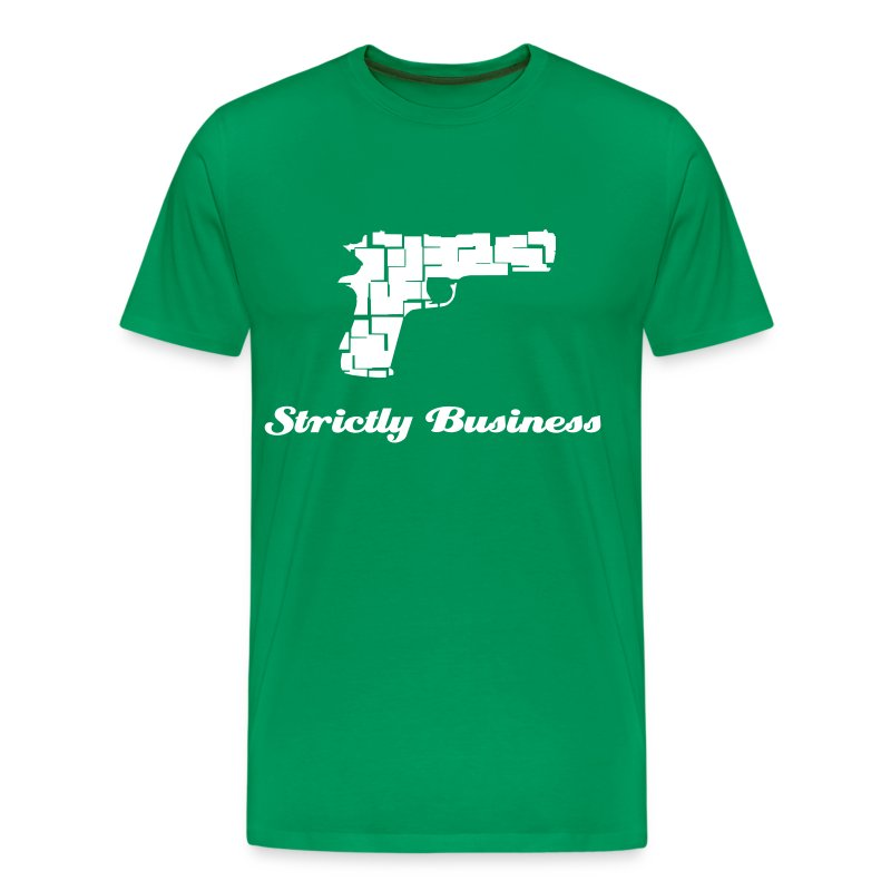 Strictly Souljah - Men's Premium T-Shirt