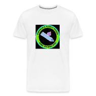 T-Shirts ~ Men's Premium T-Shirt ~ EPS Logo