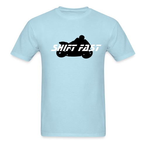 SF: Logo Front - Men's T-Shirt