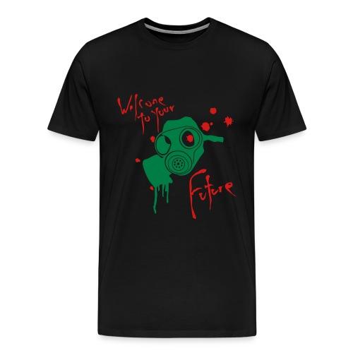 The Future - Men's Premium T-Shirt
