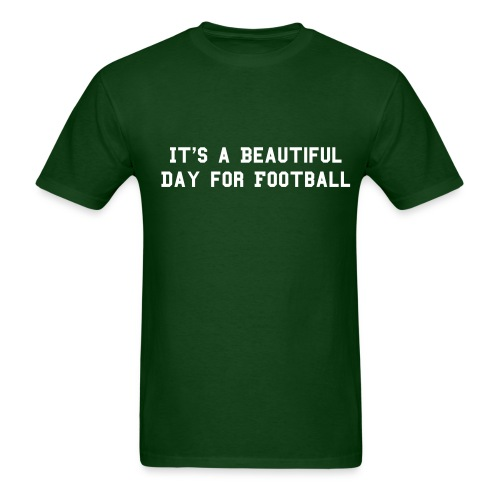 Beautiful Day - Men's T-Shirt