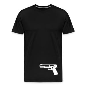 Men's Premium T-Shirt - Designed by Rob Prince.
