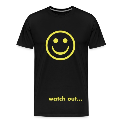 Watch Out - Men's Premium T-Shirt