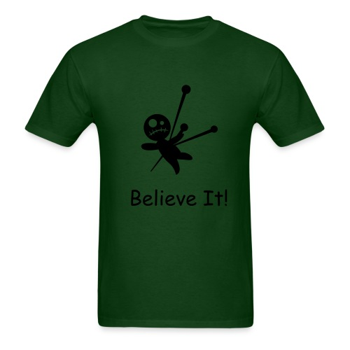 Believe It! - Men's T-Shirt