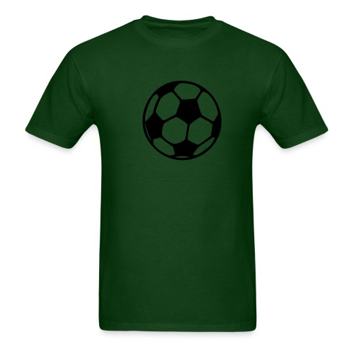 soccer no subtitle - Men's T-Shirt