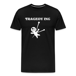 TRAGEDY VOODOO DOLL MEN'S TEE - Men's Premium T-Shirt