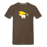 T-Shirts ~ Men's Premium T-Shirt ~ [bear]
