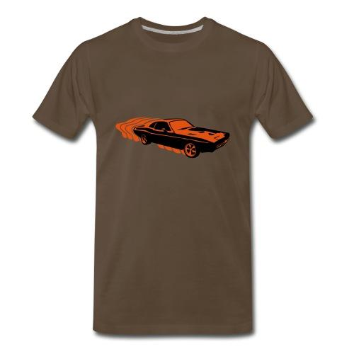 Muscle Car - Men's Premium T-Shirt