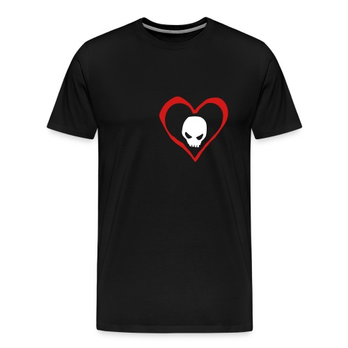 Eat your Heart Out - Men's Premium T-Shirt