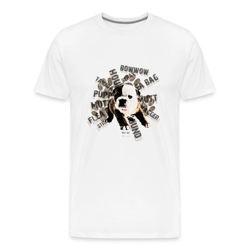Dog Tee - Men's Premium T-Shirt