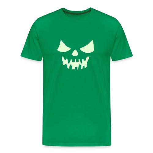 This one GLOWS IN THE DARK - Men's Premium T-Shirt