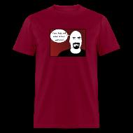 T-Shirts ~ Men's T-Shirt ~ A Fine Poncho