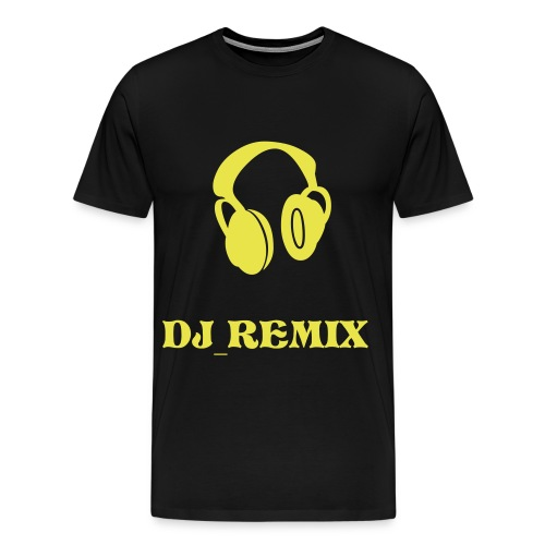 DJ REMIX SHIRT - Men's Premium T-Shirt