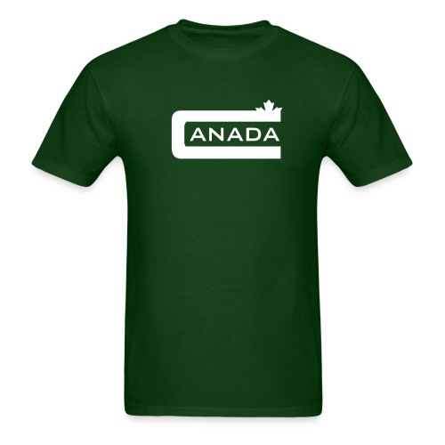 C is for Canada - Men's T-Shirt