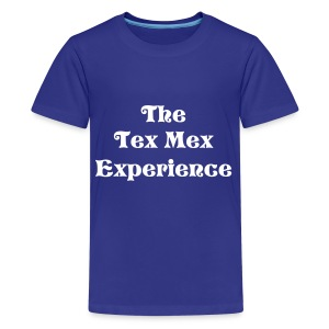 Childrens Tex Mex Blue - Kids' Premium T-Shirt