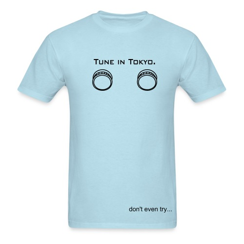 Tune In Tokyo - T-shirt pour hommes