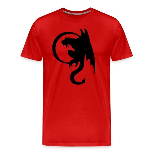 Men's Dragon T-shirt - Men's Premium T-Shirt