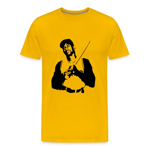 Roberto Clemente T-Shirt - Men's Premium T-Shirt