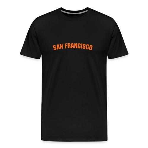 Mens San Francisco - Men's Premium T-Shirt
