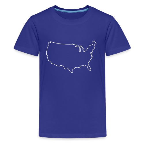 A Child of His Country - Kids' Premium T-Shirt