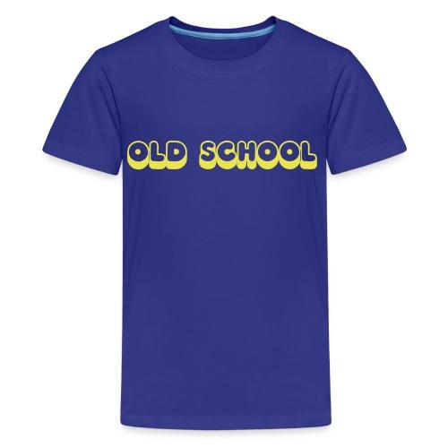 Old School Kids - Kids' Premium T-Shirt