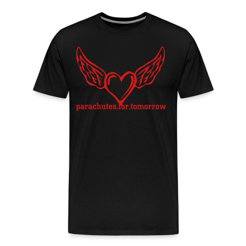 Heart Shirt (guys) - Men's Premium T-Shirt