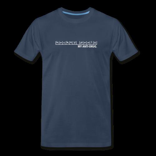 Hockey Pools. My Anti-Drug. - Men's Premium T-Shirt
