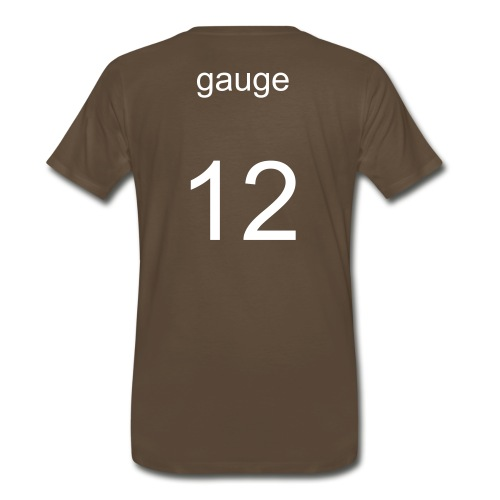 12 gauge - Men's Premium T-Shirt