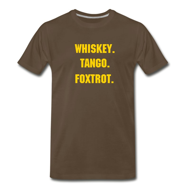 Opertaion: WTF Tee (olive) - Men's Premium T-Shirt