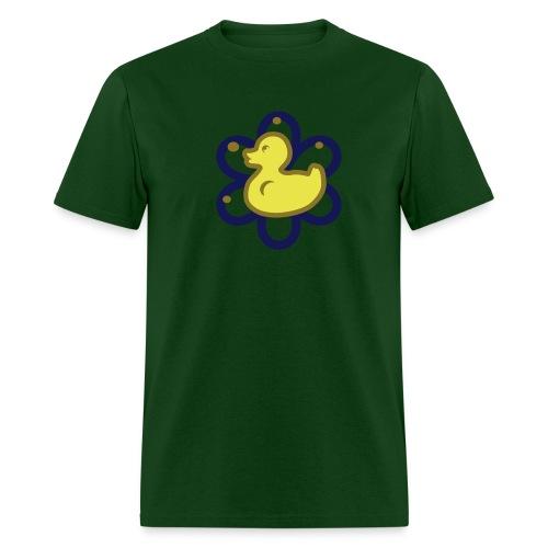 atomic duckie - green - Men's T-Shirt