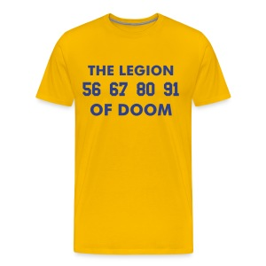 LOD Yellow - Men's Premium T-Shirt