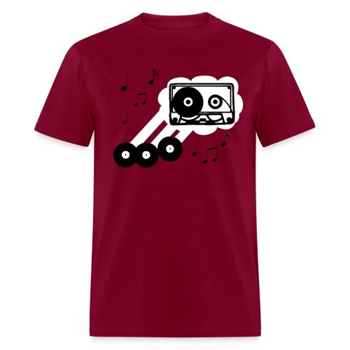 flying tapes - Men's T-Shirt