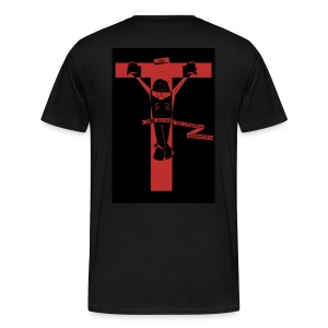 Passion INRI Tee - Men's Premium T-Shirt