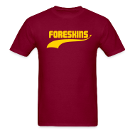 T-Shirts ~ Men's T-Shirt ~ Team Foreskin T-Shirt