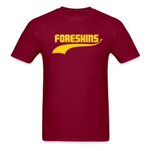 Team Foreskin T-Shirt - Men's T-Shirt