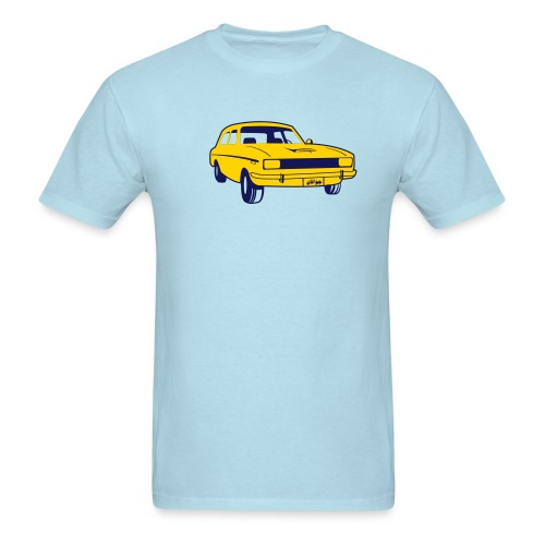 Retro - Men's T-Shirt