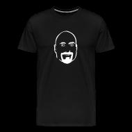 T-Shirts ~ Men's Premium T-Shirt ~ Meyer Head - White Print