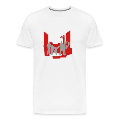 K-TOWN KREW - Men's Premium T-Shirt