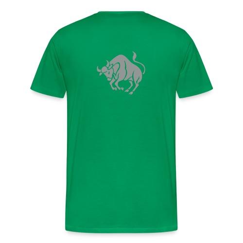 I Am The Bull - Men's Premium T-Shirt
