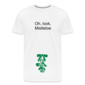 Mistletoe - Men's Premium T-Shirt