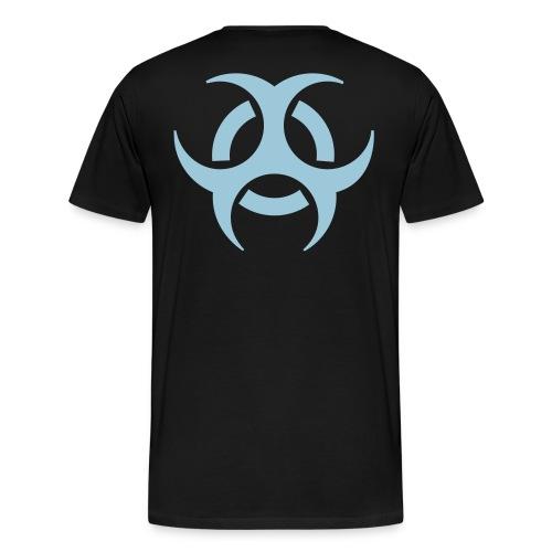 Snake's plus sized shirt - Men's Premium T-Shirt
