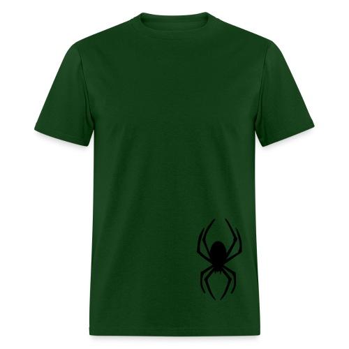 Here Lies Trantula Green T - Men's T-Shirt